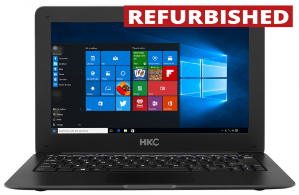 "Refurbished HKC 11.6"" Notebook Windows 10"