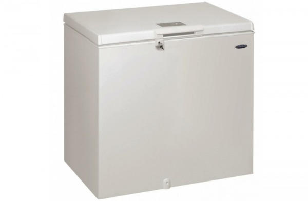 Ice King 252L White Chest Freezer