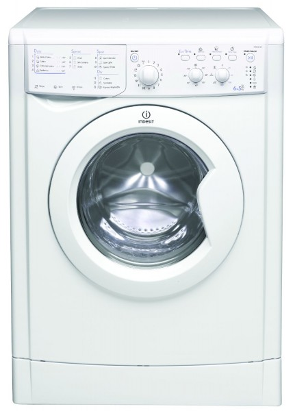 Indesit 6+5kg White Washer Dryer