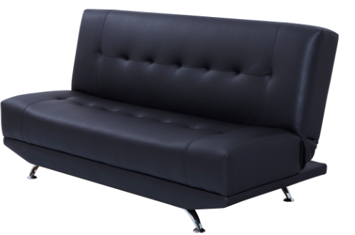 Ashley Black 'Click Clack' Sofa Bed