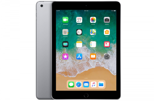 Apple Refurbished iPad 9.7 32GB Space Grey 6th Generation