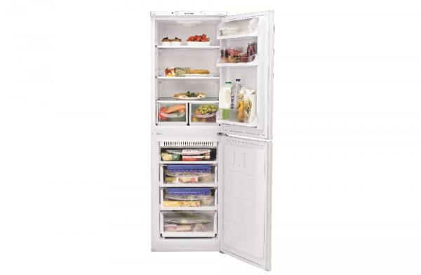 Hotpoint RFAA52P 55cm Fridge Freezer