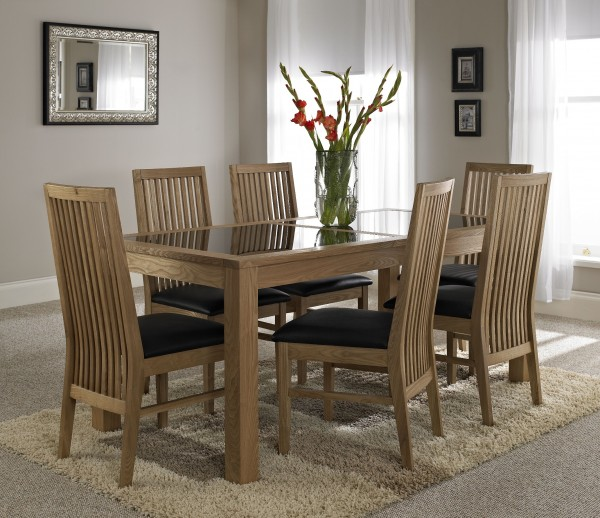 Malmo 6 Chair Dining Package