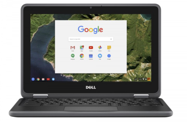 "Dell 11.6"" Chromebook"
