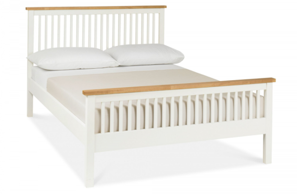 Arlo Double High Foot End Bed