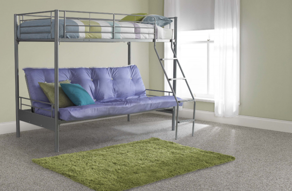 Futon Bed Lilac Futon Mattress Package