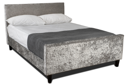 Zara Grey Double Bed