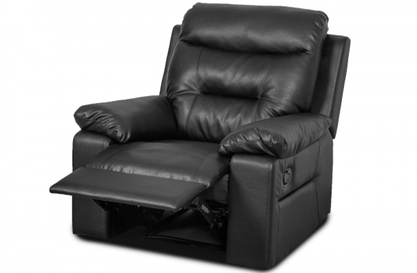 Jackson Black Recliner Chair