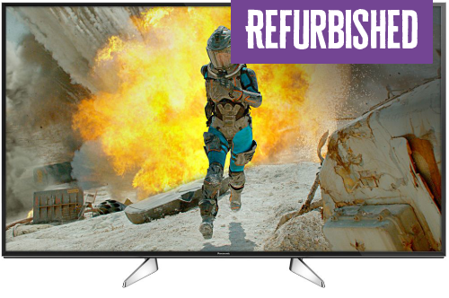 "Refurbished Panasonic 65"" UHD Smart TV"