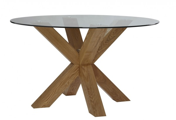 New York Circular Dining Table