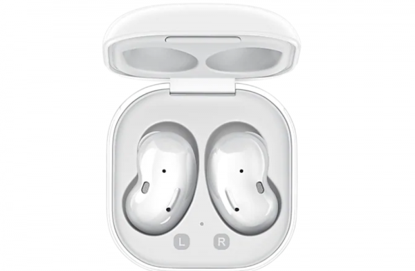 Samsung Galaxy R180 Buds White