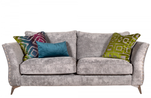 Mary Jane Truffle 3 Seater Sofa