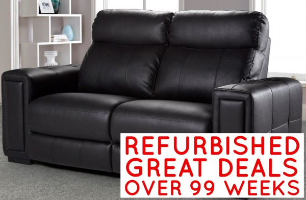 Refurbished Fabio 2.5 seater sofa
