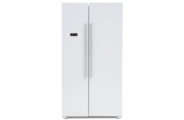 Montpellier 90cm White Fridge Freezer