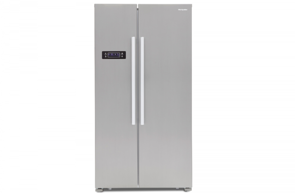 montpellier 90 silver american fridge freezer perfecthome rh perfecthome co uk