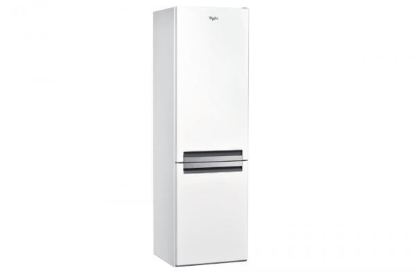 Whirlpool 60cm White Fridge Freezer