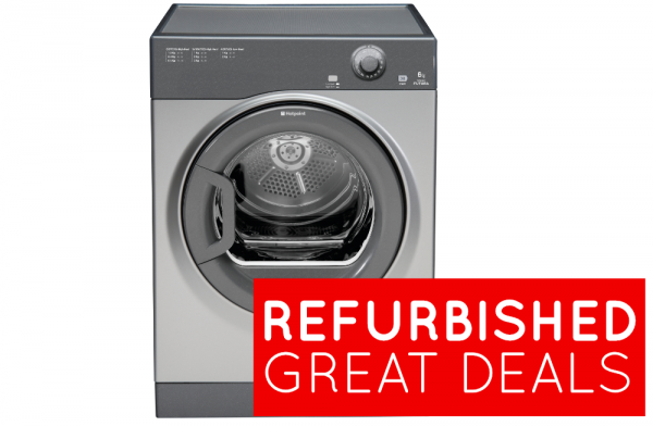 Refurbished Hotpoint 7kg Vented Tumble Dryer