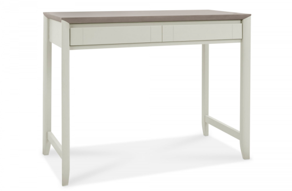 Brittany Grey Washed Oak & Soft Grey Desk