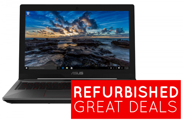 Refurbished Asus 15.6 i5 Gaming Laptop