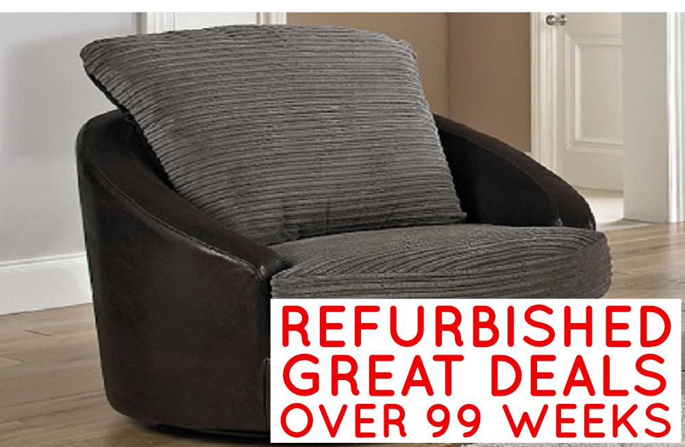 refurbished logan chair