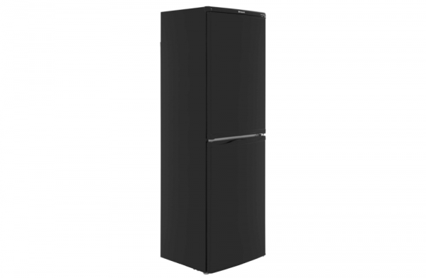 Hotpoint 55cm Black Fridge Freezer