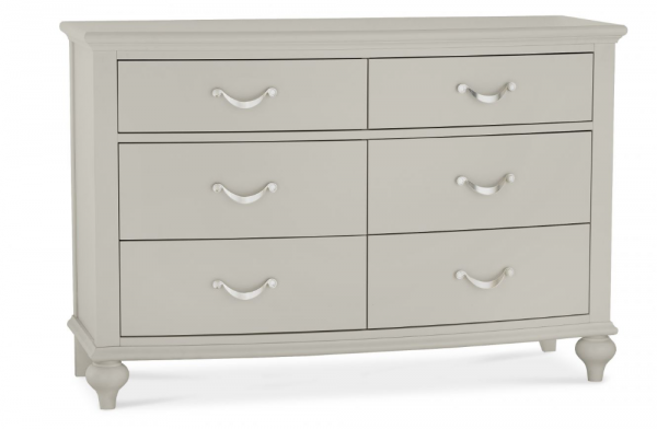 Kendall 6 Drawer Wide Chest