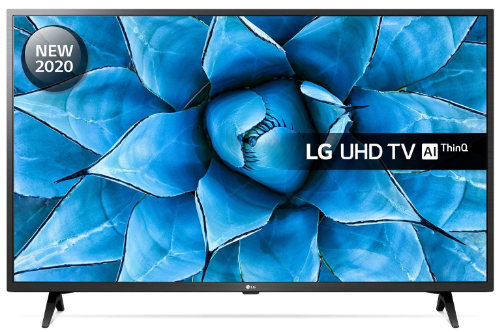 "LG 43"" UHD HDR Smart TV"