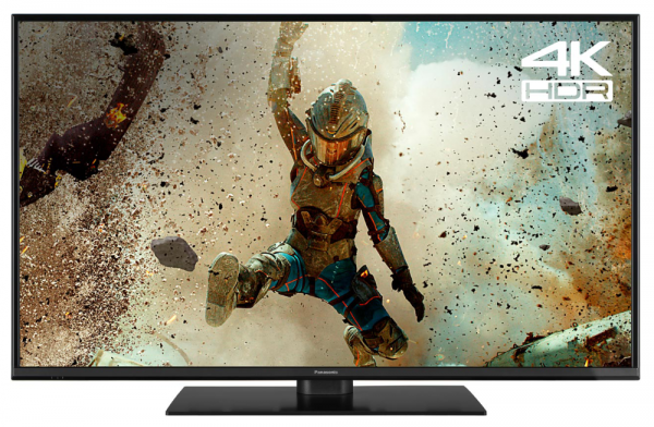 "Panasonic 49"" UHD HDR Smart TV"