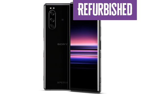 Refurbished Sony Xperia 5 128GB Black