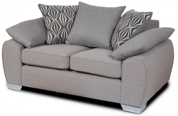 Bethany Grey 2 Seater Sofa
