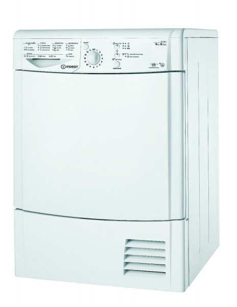 Indesit IDCL85BH 8kg Condenser Tumble Dryer