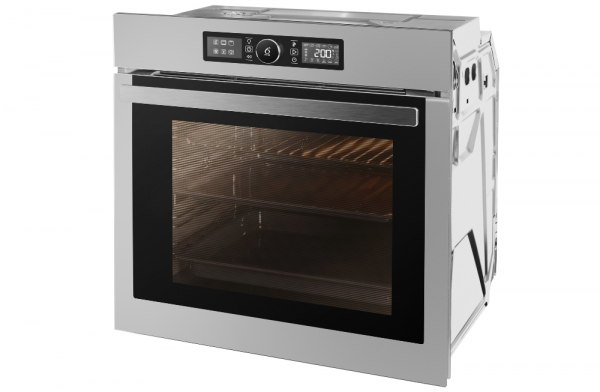 Whirlpool Built In Single Electric Oven Stainless Steel