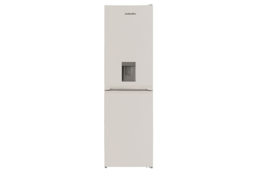 Montpellier 55cm White Fridge Freezer MFF184DW