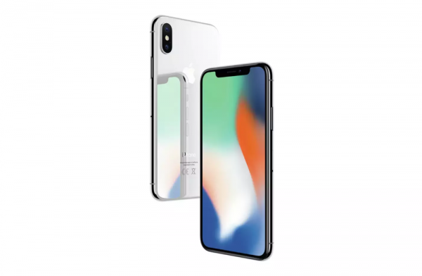 Apple iPhone X 64GB Silver Refurbished