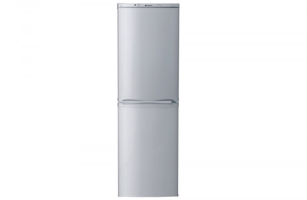 Hotpoint 55cm Silver Fridge Freezer
