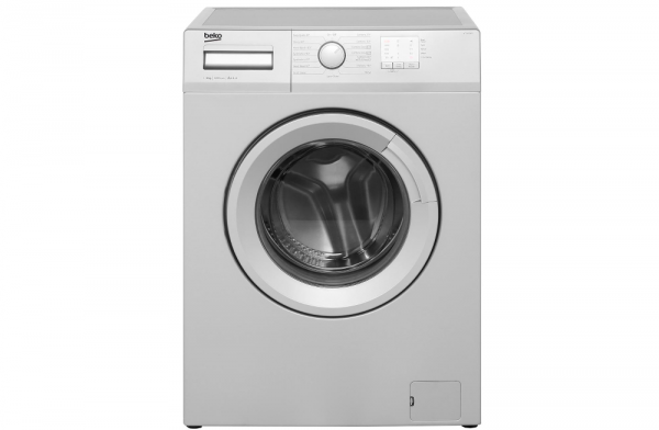 Beko 8kg Silver Washing Machine