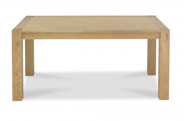 Turin Light Oak Dining Table