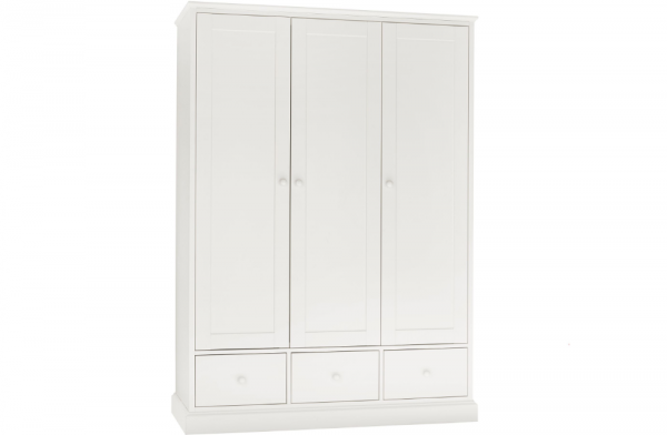 Willow Triple Wardrobe