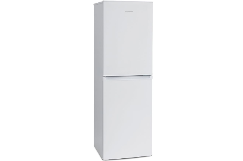 Montpellier 55cm White Fridge Freezer