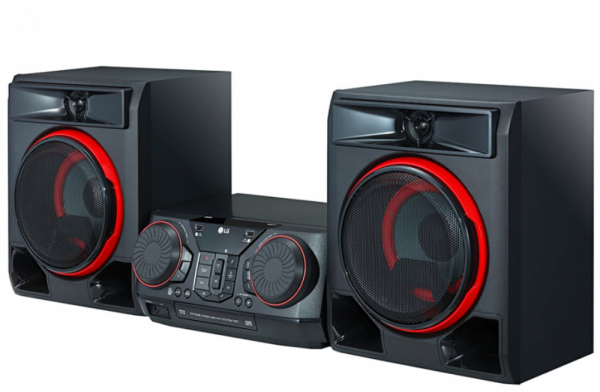 LG CK56 XBOOM Bluetooth Hi-Fi System