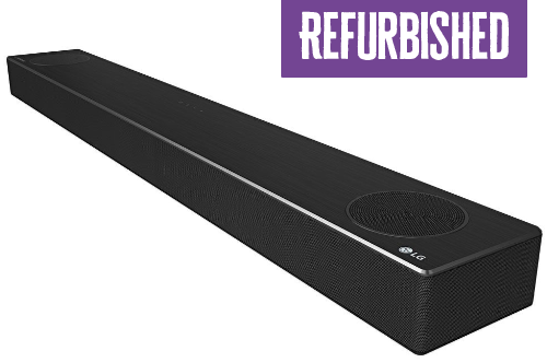 Refurbished LG Wireless Sound Bar with Dolby Atmos