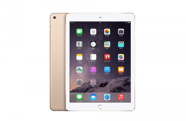 "Apple Refurbished iPad Air 2 9.7"" 16GB Gold"