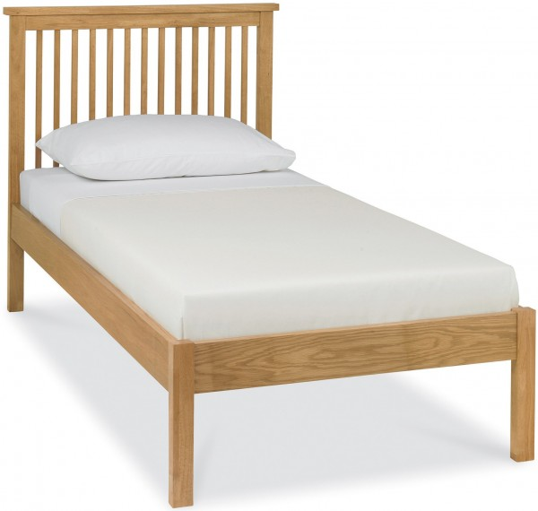 Ashton Single Low Foot End Bed
