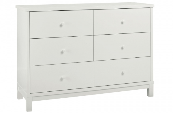 Warrick 6 Drawer Wide Chest