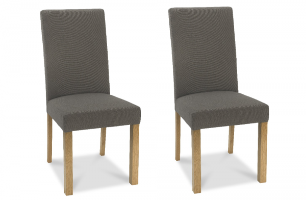 Turin Upholstered Chair Pair