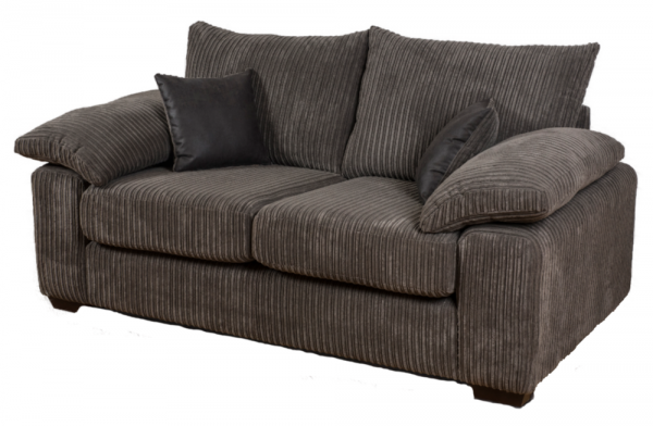 Corso Brown 2 Seater Sofa