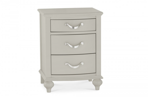 Kendall 3 Drawer Nightstand