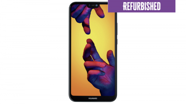 Refurbished Huawei P20 Lite 64GB Black