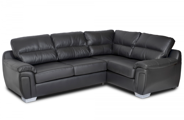 Harrison Grey Corner Sofa