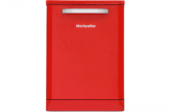 Montpellier 9 Programme Red Dishwasher